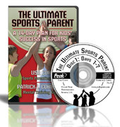 The Ultimate Sports Parent CD Program