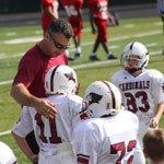 Coaching Youth Footbal