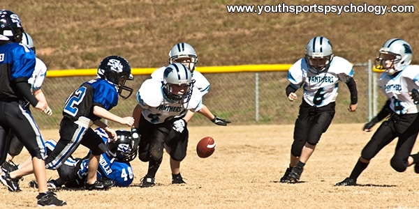 Mental Blocks in Youth Sports