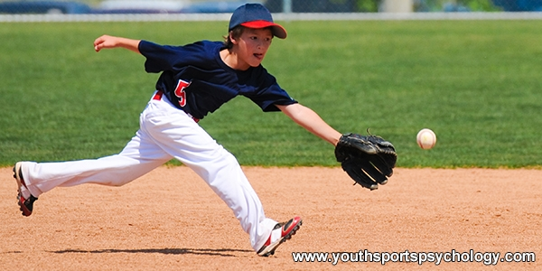 Building Confidence in Young Athletes
