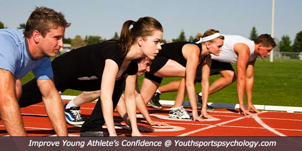 confidence in community for young athletes